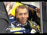 Сезон 2011. Этап 9. Гран-при Великобритании: лучшие моменты второй практики